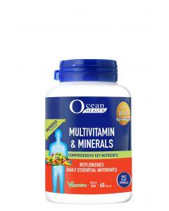 MULTIVITAMIN & MINERALS [IMPROVED FORMULA]
